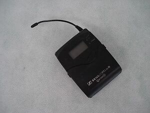 Sennheiser SK 500 G2 Beltpack transmitter with Beltclip (1192)