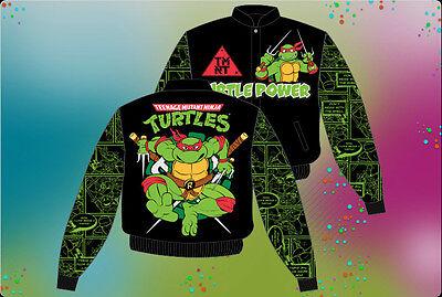 Teenage Mutant Ninja Turtles Kids Toddler Jacket Bam Cowabunga Nickelodeon SALE