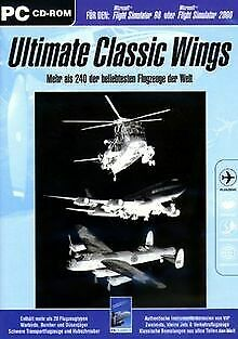 Flight Simulator - Ultimate Classic Wings von THQ E...   Game   Zustand sehr gut