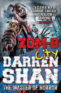 Shan-Darren-ZOM-B-City-Very-Good-Book