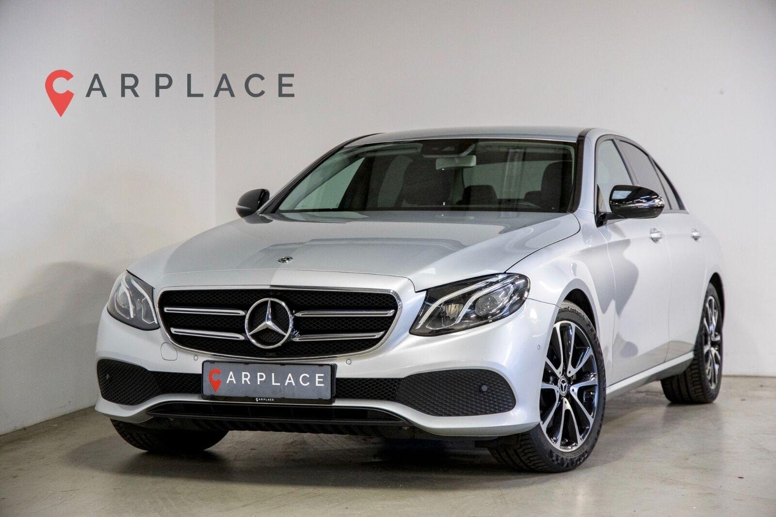 Mercedes E220 d 2,0 Avantgarde aut. 4d - 369.900 kr.