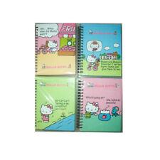 Spiral Bound Hardcover Notebook Sanrio Hello Kitty 475x625x05 New 3 Asst