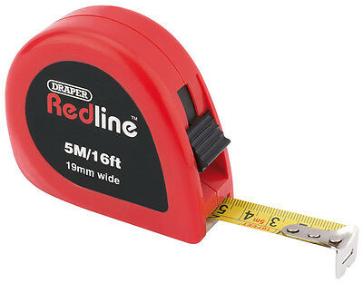 Draper Easy-Find 5m Measuring Tape