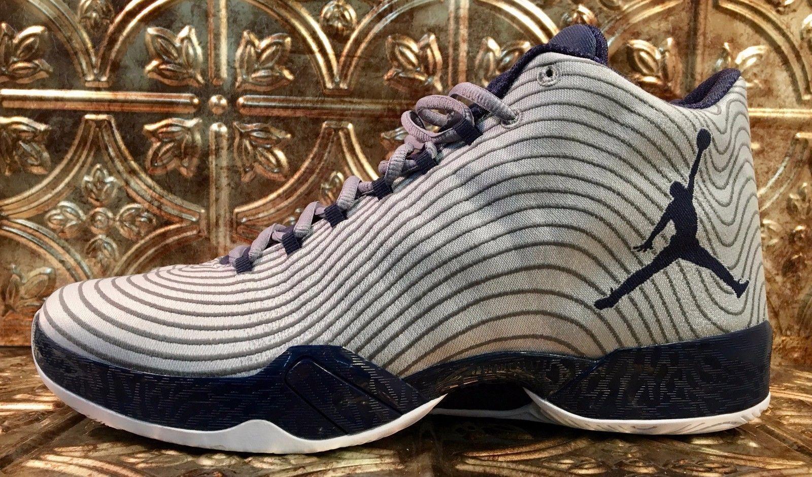 Nike Air Jordan 29 XX9 Georgetown Hoyas PE Size 13. 742965-041 30 31