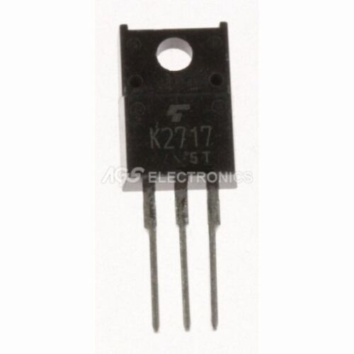 2SK2717-2SK 2717 K 2717 Transistor 900v 5a 45w