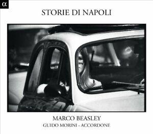 Marco Beasley - Storie di Napoli [CD]