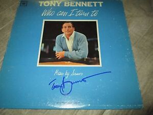 Tony-Bennett-signed-Who-Can-I-Turn-To-12-LP