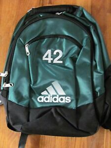 f881953d53 Details about adidas Striker Team Small Backpack in Forest Green  42