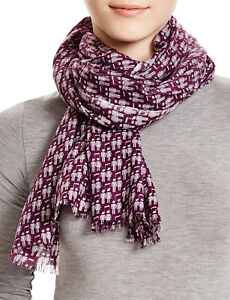 Yarnz-Womens-Wool-and-Cashmere-Scarf-Grey-and-Purple