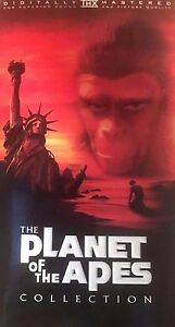 The-Planet-of-The-Apes-Collection-Box-Set-5-Movies-3Tapes-PAL-VHS-VGC