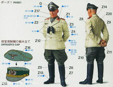 Tamiya 36305 New 1/16 Feldmarschall ROMMEL GERMAN AFRICA CORPS from Japan Rare