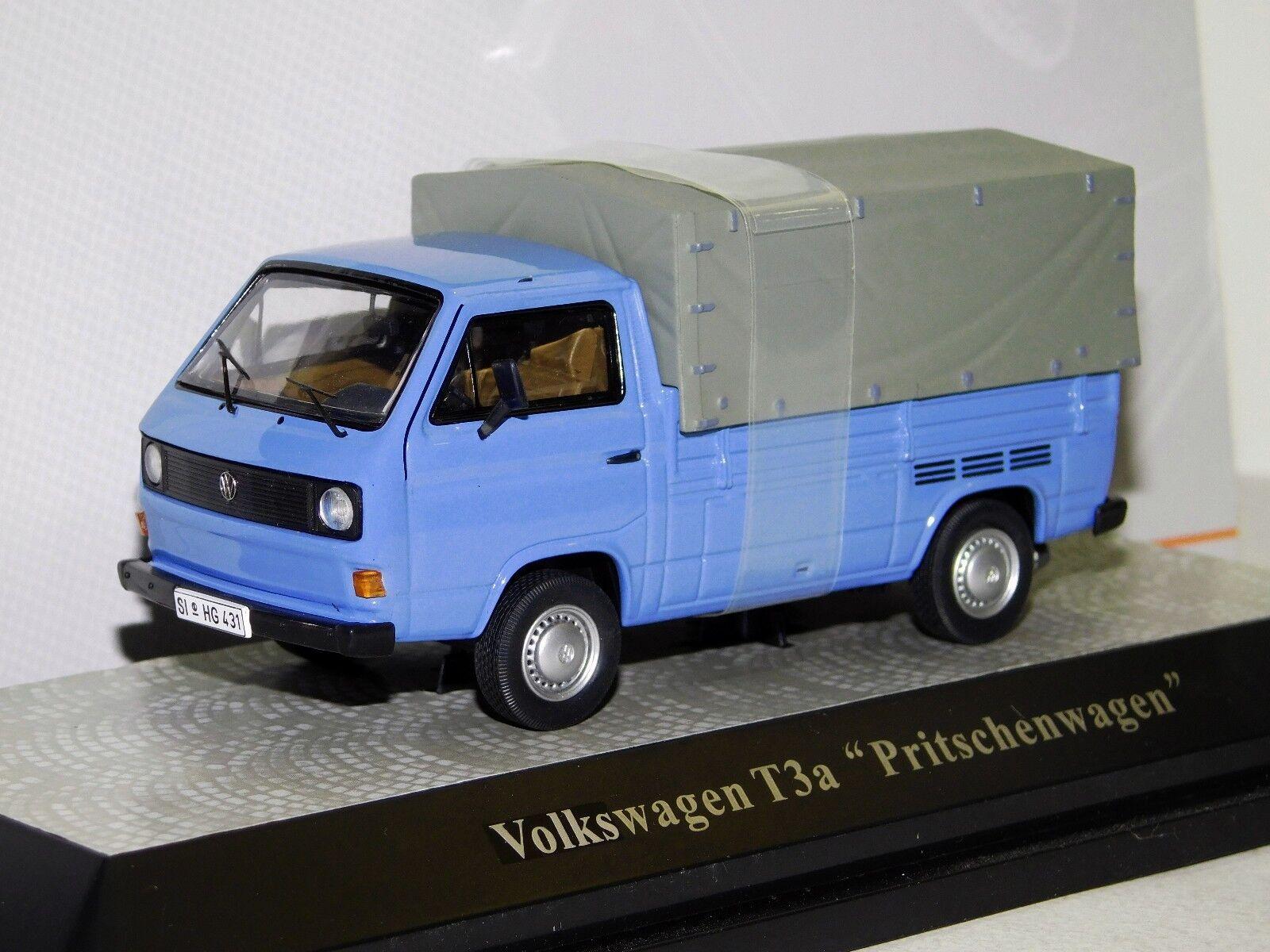 Volkswagen t3a mediumblau premium classixxs lim.11503 1   43