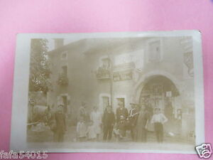 2516-88-BETTEGNEY-SAINT-ST-BRICE-carte-photo-rare