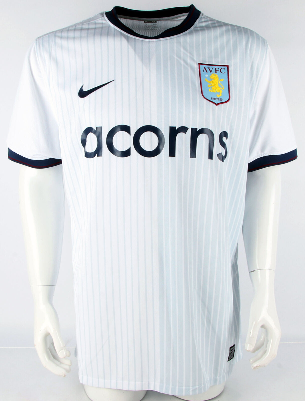 Aston Villa FC Trikot Shirt away 2009 10 Gr. XL away
