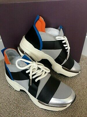 CARVELA CHUNKY LAURYN TRAINERS SIZE 4