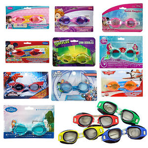 1-x-Pair-Osprey-Kids-Children-039-s-Child-039-s-Swimming-Goggles-Easy-Comfort-Fit