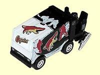Top Dog Phoenix Coyotes Nhl® 2012-13 Diecast Zamboni®
