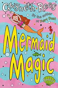 Mermaid-Magic-Mermaids-by-Gwyneth-Rees-Good-Used-Book-Paperback-FREE-amp-FAST