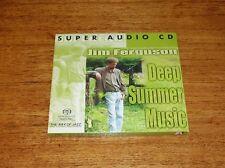 JIM FERGUSON Deep Summer Music SACD 2000 Hybrid DSD