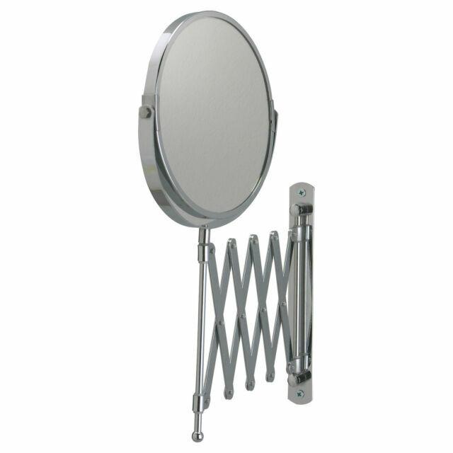 Ikea Frack 1x Extendable Wall Mounted, Extendable Bathroom Mirror