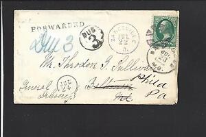 ZANESVILLE-OHIO-COVER-BANKNOTE-SEVERAL-AUXILLARY-MARKINGS-FORWARDED-DUE-3