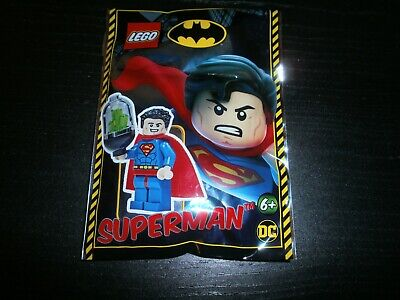 Lego ® Batman Limited Edition 211903 Figure Superman with kryponit