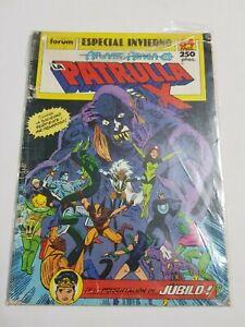 La-Patrouille-X-Hiver-Special-Comics-Forum-Etat-Normal-Voir-Plus-Articles