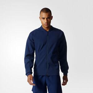 Mens Clothing adidas Lillard City Parka Craft Ochre AP5192