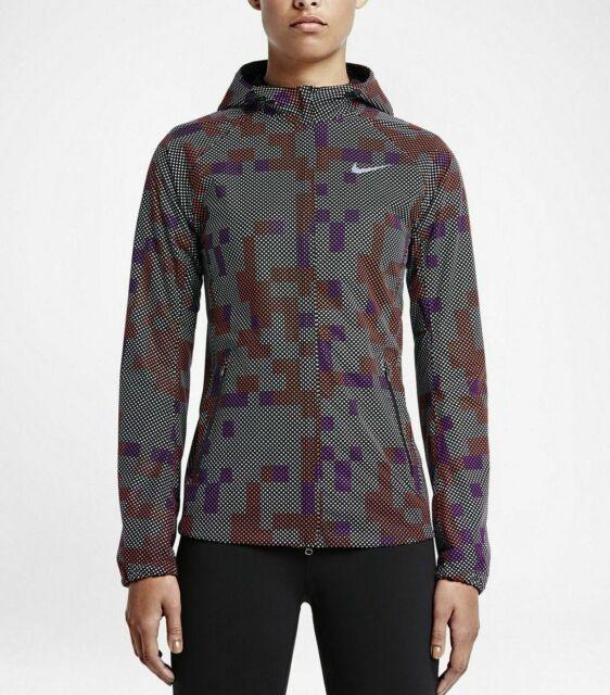 Nike Shield Max Womens Running Jacket