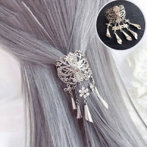 Women-039-s-Hair-Clips-Pin-Hairpins-Crystal-Tassel-Barrettes-Charm-Hair-Accessories