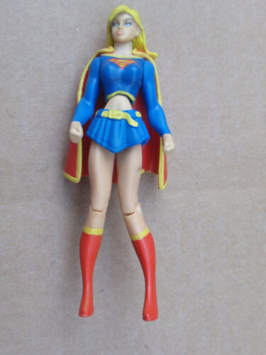 DC Universe Crisis SUPERGIRL Loose 4 INCHES