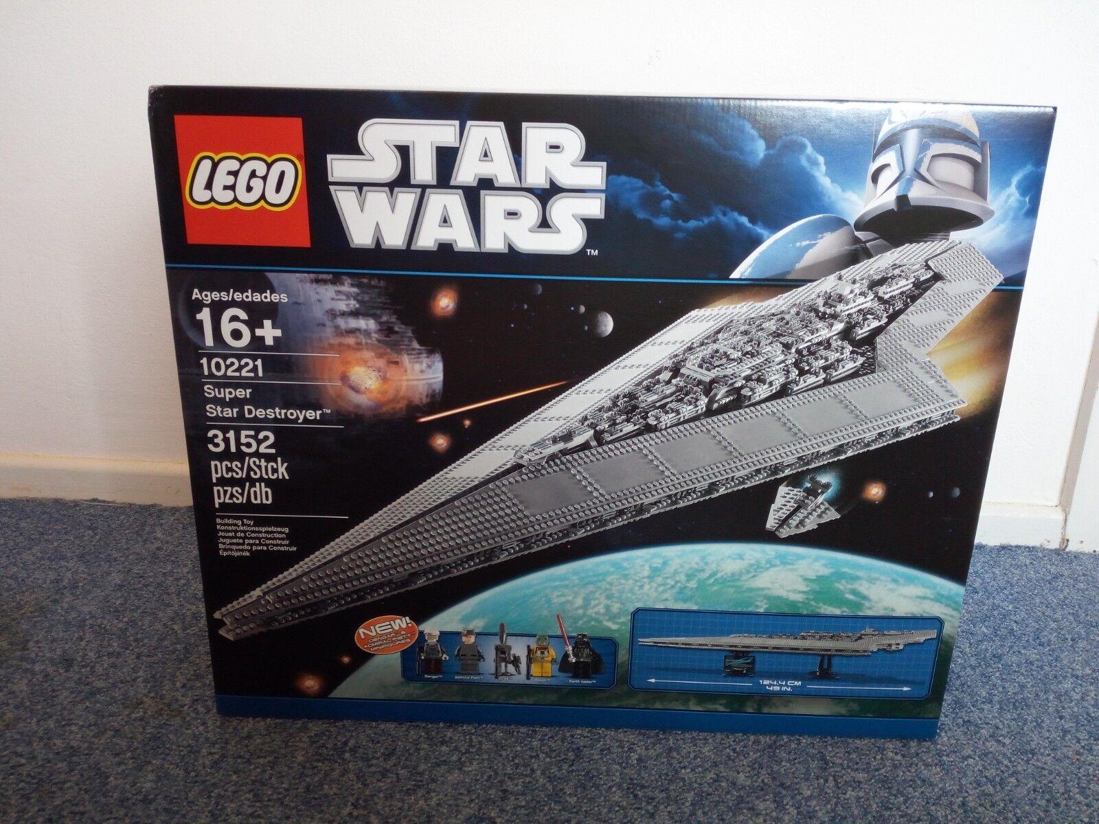 LEGO Star Wars Super-Sternenzerstörer (10221) NEU OVP