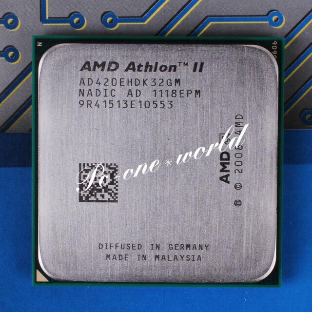 100/% OK AD235EHDK23GQ AMD Athlon II X2 235e 2.7 GHz Dual-Core Processor CPU