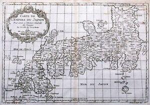 Antique-map-Carte-De-L-039-Empire-Du-Japon