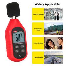 Digital Sound Level Meter Lcd Display Noise Tester Measurement 30 130db Decibel