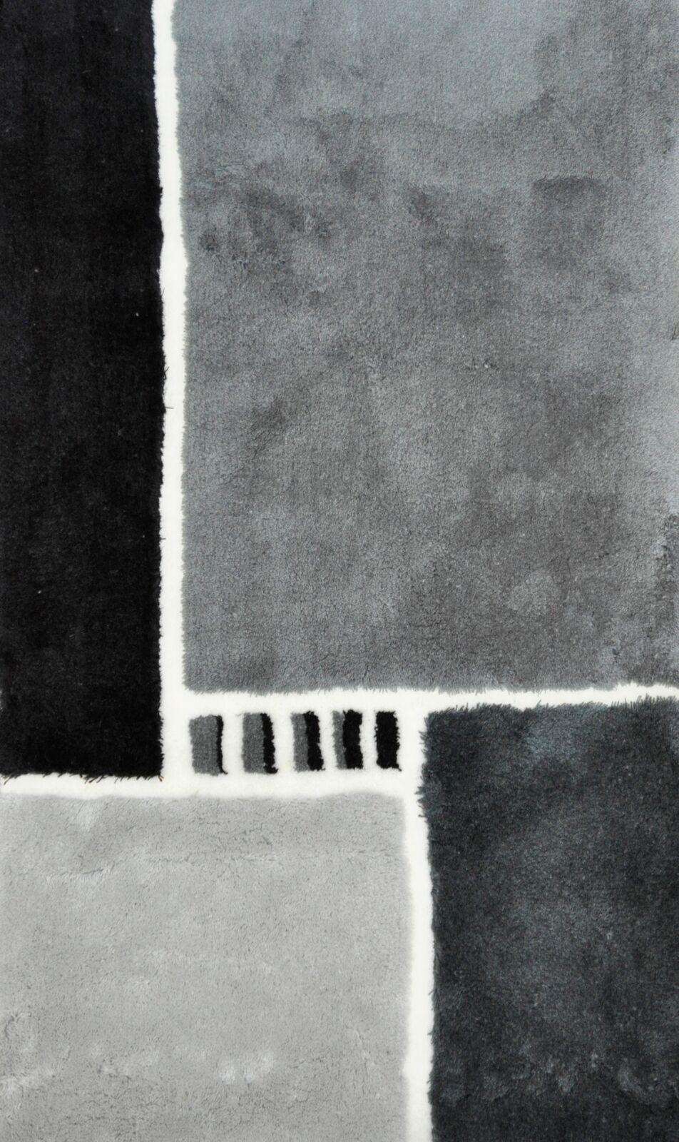 Thomas Badteppich Taurus (MT-1600-07)   grau grau grau - 75 x 75 cm 1877e2