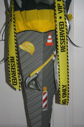 Bagger für coole Jungs NEU !!! Zuckertüte// Einschulung Baustelle Schultüte