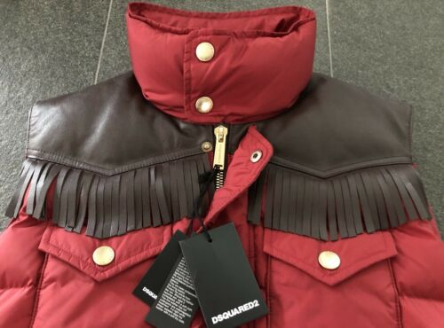 Jacket Jacket Anniversary Jacket Down 20th 50 Jacket Dsquared2 2015 Icon Down I A YwwUq81