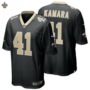 NEW 2018 NFL Alvin Kamara Nike Game Jersey New Orleans Saints ... b5a0c68a8