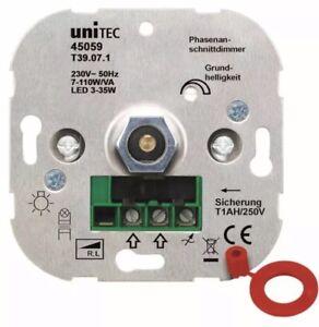 Das Bild Wird Geladen LED Dimmer Fuer Dimmbare LED Lampen NEU Amp