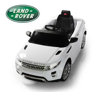 image is loading range rover 12v ride on car kids power