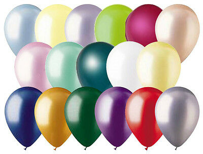 """48- 12"""" Pearl Latex Balloon Wedding Birthday Party Baby Shower Easter Mother Day"""