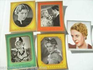 Filme & Dvds Fita 5 X Trading Card Original Sammelbilder In Farbe Und Sw I Neueste Mode Fm-12258 Benkhoff