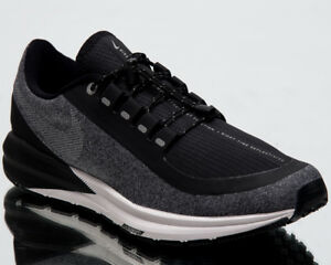 Details about Nike Air Zoom Structure 22 Shield New Women Running Shoes Black White AA1646 001