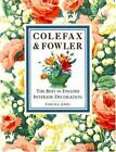 Colefax and Fowler : The Best in English Interior Decoration by Chester Jones (1989, Hardcover)