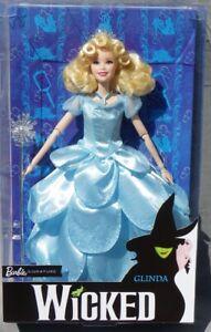 Barbie Glinda Wicked Fée Magicien Oz Wizard 2018 Mattel Fjh61 Poupee Doll Nrfb