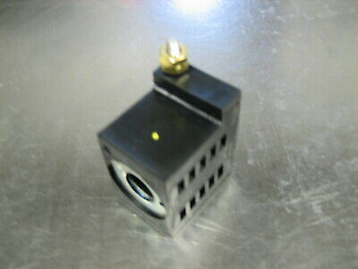 Deltrol,10VDC Solenoid Coil,10226-08,25W,Single-Lead,Power Unit,Dump,Lift,Hoist