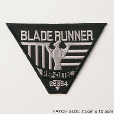 "BLADERUNNER ""REP DETECT"" Blade Runner 4"" DECKARD Patch! Harrison Ford"
