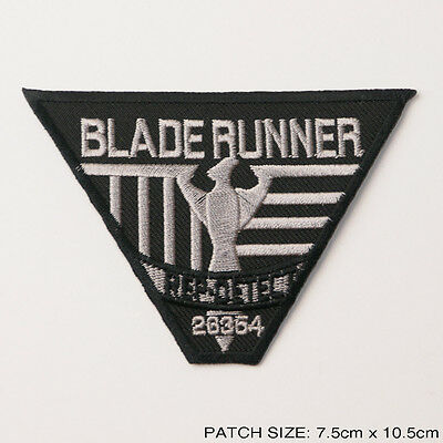 "BLADERUNNER ""REP DETECT"" Blade Runner 4"" DECKARD Patch! Harrison Ford"