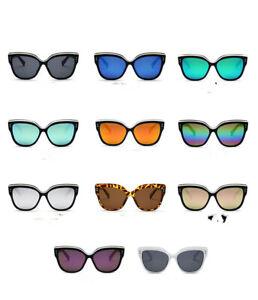 Womens-Fashion-Vintage-Retro-Cat-Eye-Women-Sunglasses-Eyewear-Shades-Eye-Glasses